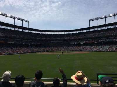 Oriole Park at Camden Yards, section: 92, row: 5, seat: 2