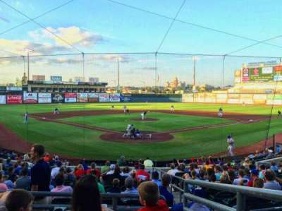 Principal Park, section: 10, row: 5, seat: 15