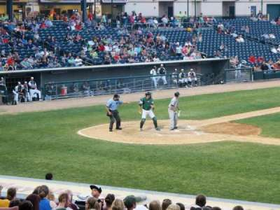 U.S. Steel Yard, section: 113, row: L, seat: 1