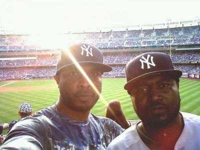 Yankee Stadium section 209