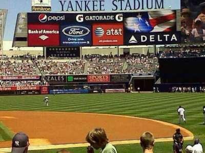 Yankee Stadium, section: 116, row: 10