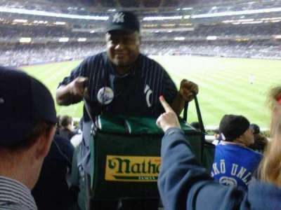 Old Yankee Stadium, section: 238, row: 21, seat: 8