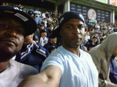Yankee Stadium section 239