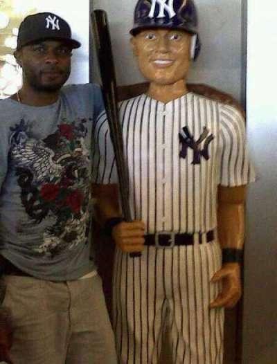 Yankee Stadium section Steinbrenner