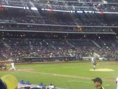 Citi Field, section: 111, row: 18, seat: 6