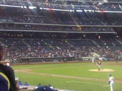 Citi Field, section: 111, row: 18, seat: 6