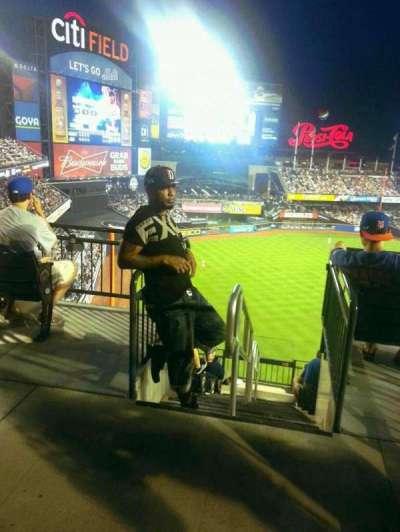 Citi Field, section: 530, row: aisle, seat: aisle