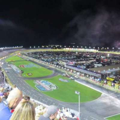 Charlotte Motor Speedway, section: Ford, row: 61, seat: 21