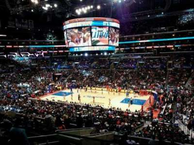 Staples Center, section: Suite A43