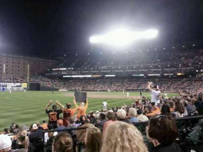 Oriole Park at Camden Yards, section: 67, row: 13, seat: 4
