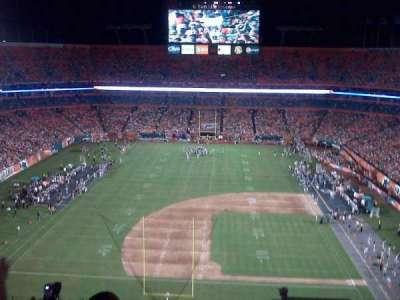 Hard Rock Stadium section 456