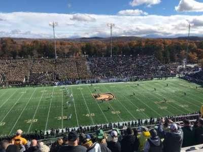 Michie Stadium, section: U-14, row: N, seat: 1