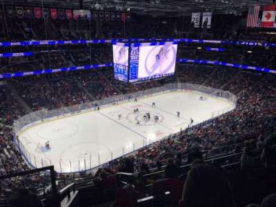 Amalie Arena section 304