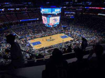 Amway Center section 211