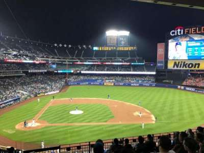 Citi Field, section: 312, row: 8 , seat: 2