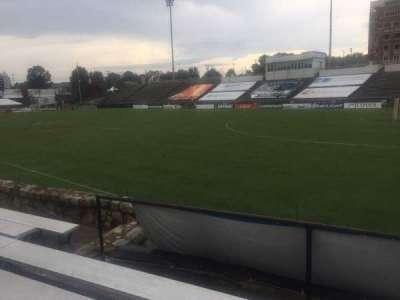 American Legion Memorial Stadium, section: 15R, row: F, seat: 13