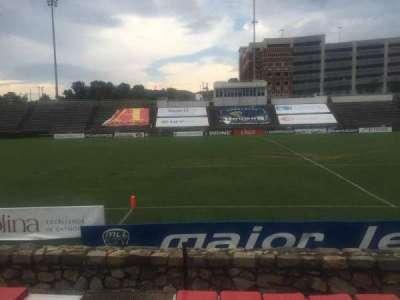 American Legion Memorial Stadium, section: 18L, row: F, seat: 16