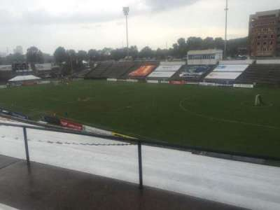 American Legion Memorial Stadium, section: 3, row: CC, seat: 4