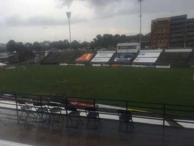 American Legion Memorial Stadium, section: 5, row: HH, seat: 7