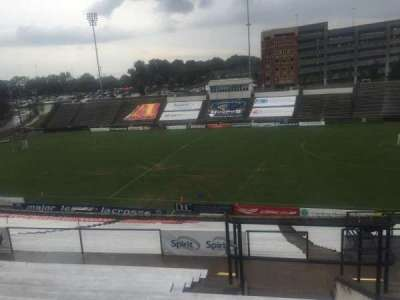 American Legion Memorial Stadium, section: 7, row: NN, seat: 2