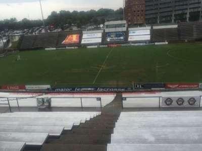 American Legion Memorial Stadium, section: 9, row: LL, seat: 2