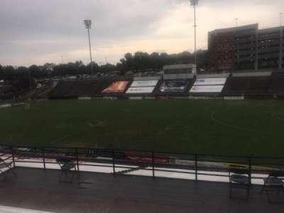 American Legion Memorial Stadium, section: 3, row: FF, seat: 30