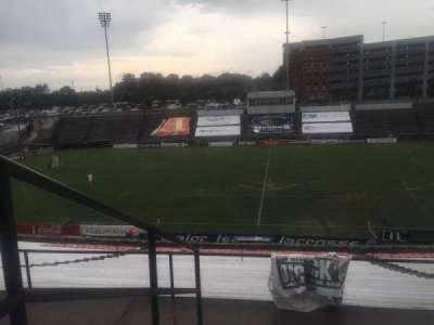 American Legion Memorial Stadium, section: 5, row: SS, seat: 21