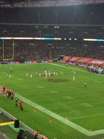 Wembley Stadium, section: 244, row: 16, seat: 178