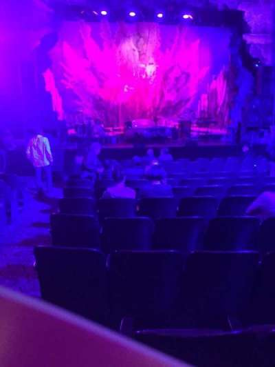 Golden Gate Theatre, section: Orchestra, row: J, seat: 101