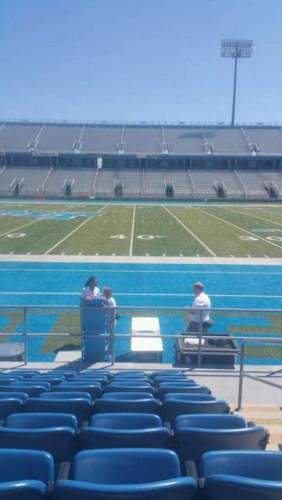 Johnny Red Floyd Stadium, section: 1R, row: 8, seat: 2