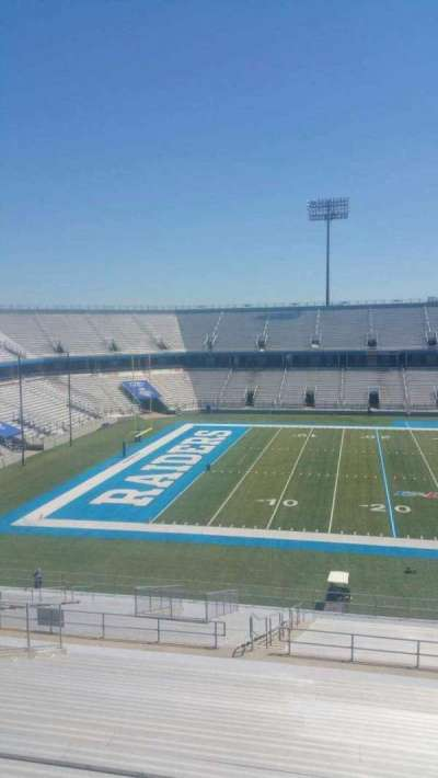 Johnny Red Floyd Stadium, section: 1TT, row: 20, seat: bleacher