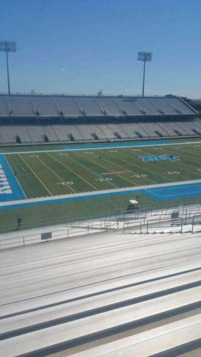 Johnny Red Floyd Stadium, section: 2TT, row: 25, seat: bleacher