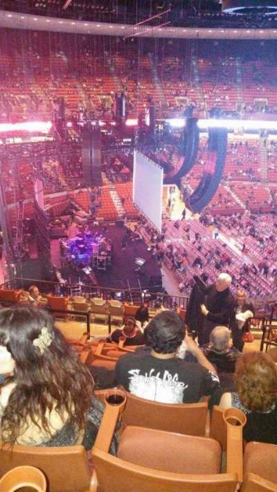 Frank Erwin Center, section: 75, row: 14, seat: 2