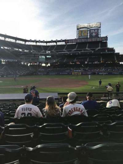 Citi Field, section: 112, row: 10, seat: 13