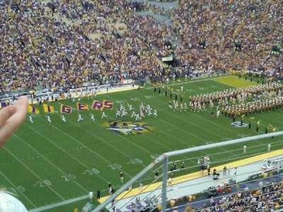 Tiger Stadium, section: 639