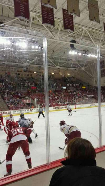 Conte Forum section O