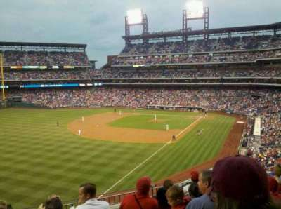 Citizens Bank Park, section: 236, row: 6, seat: 14
