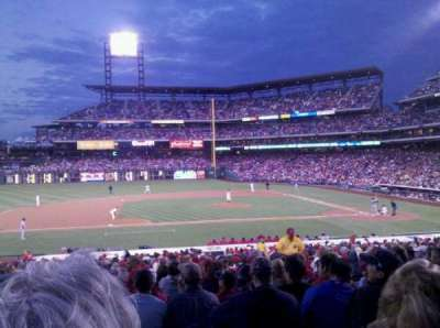 Citizens bank park  section 131