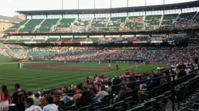 Oriole Park at Camden Yards, section: 68, row: 18, seat: 10