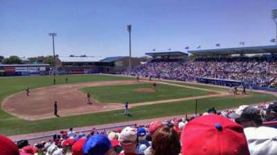 Florida Auto Exchange Stadium, section: 211, row: 12, seat: 5