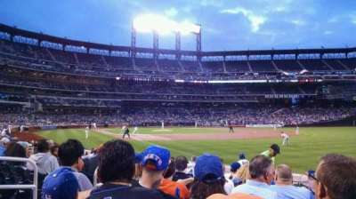 Citi Field, section: 107, row: 7, seat: 6