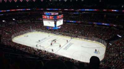 Verizon Center, section: 420, row: K, seat: 10