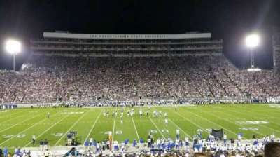Beaver Stadium, section: WF, row: 21, seat: 31