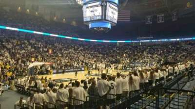 Bryce Jordan Center, section: 126, row: B, seat: 104