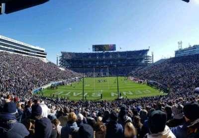 Beaver Stadium, section: NF, row: 43, seat: 9