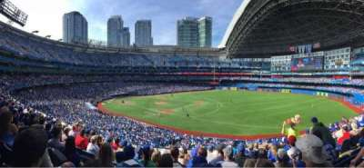 Rogers Centre section 214L