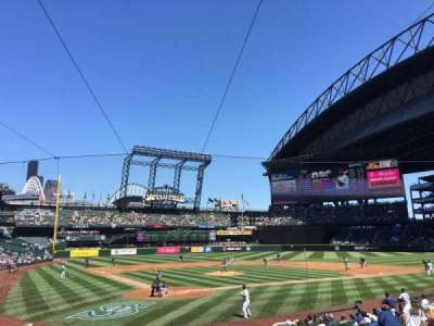 Safeco Field section 127
