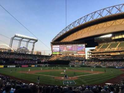 Safeco Field, section: 131, row: 26, seat: 7