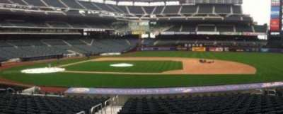Citi Field, section: 113, row: 18, seat: 4