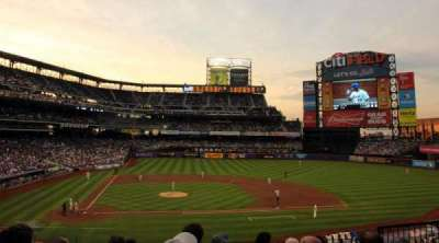 Citi Field section 115
